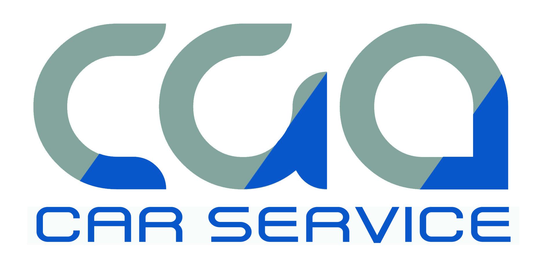 CGA LOGO car service